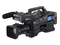 Panasonic AG-HPX600 P2HD Kamera